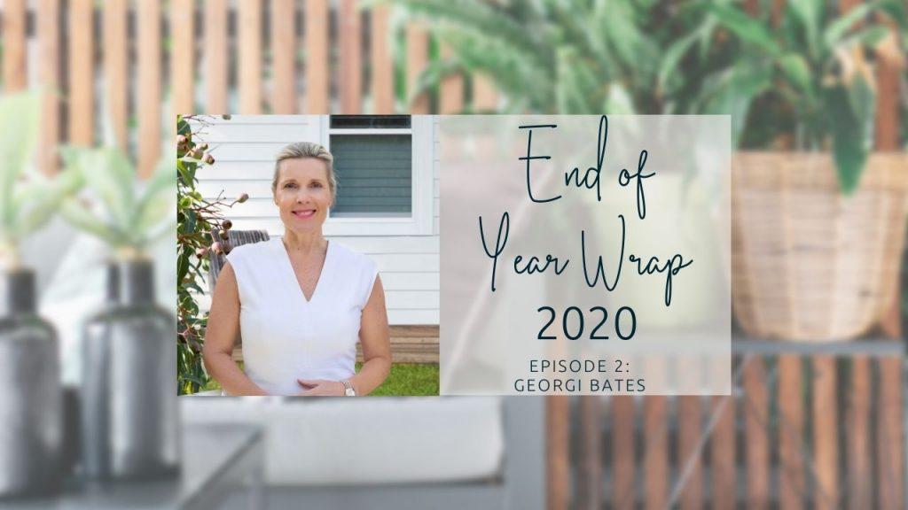 End of Year Wrap 2020   Georgi Bates