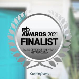 REB Sales Office of the Year - Metropolitan, finalist.