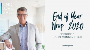 2020 End of year property market wrap with John Cunningham