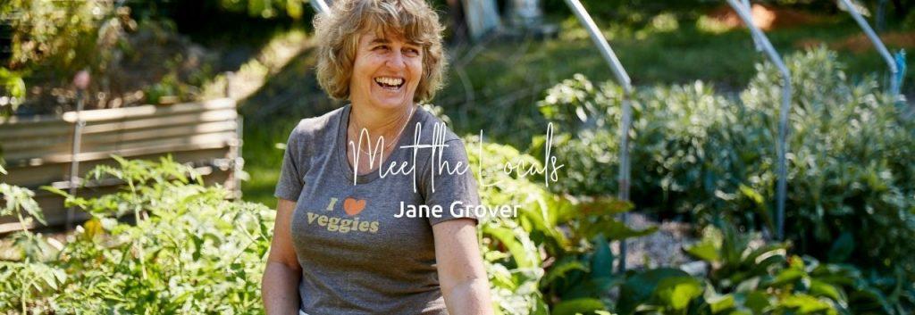 Meet the locals: Jane Grover